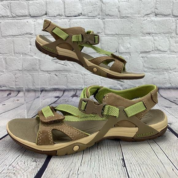 f40f88943495 Merrell Azura Strap Sandal Otter Sport Sandals. M 5c797a6d9539f78510cd14f0